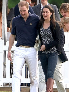 Prince William and Kate Middleton Are Enagaged!