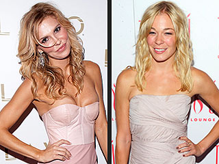 LeAnn Rimes and Brandi Glanville Call for a Truce – on Twitter