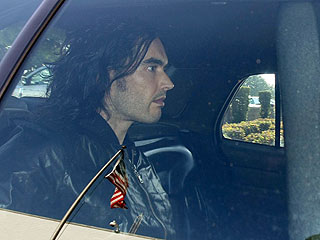 Russell Brand Arrested – by a Paparazzo