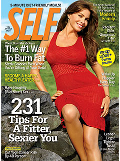 Sofia Vergara's Old Complaint: 'I Look Like a Stripper'