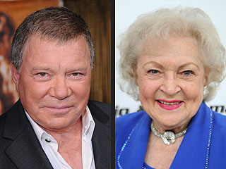 QUOTED: William Shatner Exposes Betty White's Flexibility