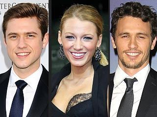 Costar: Blake Lively Is a Better Kisser Than James Franco