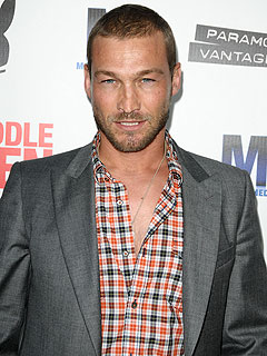 Spartacus Star Andy Whitfield Battles Cancer Recurrence