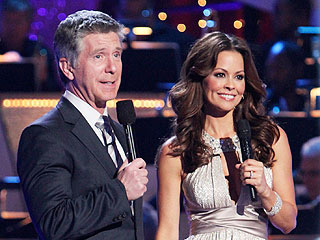 Spoiler Alert: Dancing's First Elimination Revealed! | Brooke Burke, Tom Bergeron