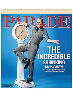 Drew Carey: Dieting Saved My Life