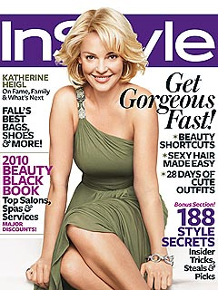 Katherine Heigl: Daughter Became Attached to Her Dad First | Katherine Heigl