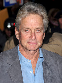 Michael Douglas Has Just One Cancer Treatment Remaining