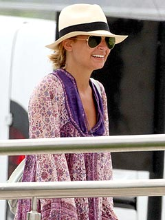 Nicole Richie's Mexican Bachelorette Bash| Christina Aguilera, Nicole Richie, Samantha Ronson