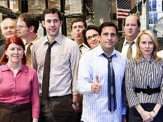 How The Office Cast Gets Its Sugar Fix | Steve Carell