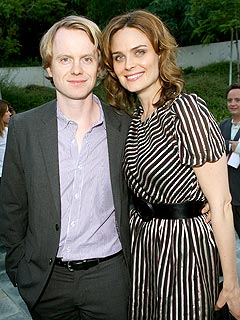 Emily Deschanel Weds
