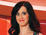 Katy Perry Indulges in Steak | Katy Perry