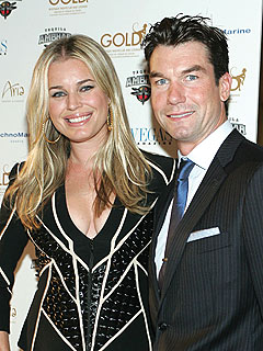 Jerry O'Connell's Modeling Muse? Wife Rebecca Romijn | Jerry O'Connell, Rebecca Romijn