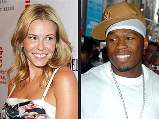 Chelsea Handler: 'Nothing' to 50 Cent Romance Rumors – Yet
