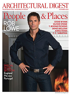 Rob Lowe's Dream Home, Where Playtime Meets Quiet Time| Celeb Real Estate, Rob Lowe