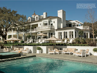 PHOTO: Rob Lowe&#39;s Dream Home: Playtime Meets Quiet Time