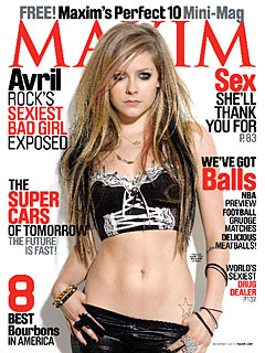 Avril Lavigne Says She's 'Old-Fashioned'| Couples, Avril Lavigne, Brody Jenner