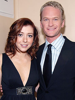 Alyson Hannigan Is So Excited Neil Patrick Harris Is a New Dad