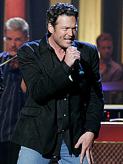 Blake Shelton Joins Coaching Panel on The Voice
