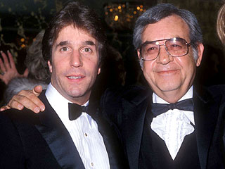 Tom Bosley Mourned by Henry Winkler on Eve of Funeral