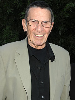Leonard Nimoy Recovering from Abdominal Surgery
