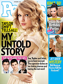 Taylor Swift: I Love Being Single