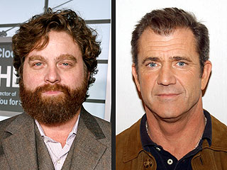 Zach Galifianakis Protests Mel Gibson in The Hangover 2