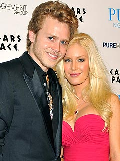 Heidi Montag Back with Spencer Pratt