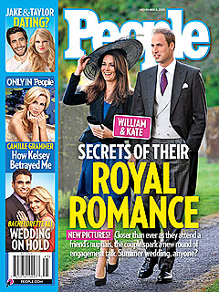 Prince William and Kate Middleton Are Engaged!| Engagements, Kate Middleton, Prince William