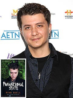 Paranormal State Ryan Buell Cancer