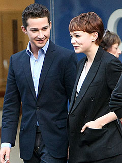Carey Mulligan and Shia LaBeouf End Their Relationship