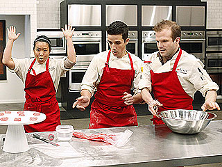 Top Chef: Just Desserts: Dessert Wars Leads to Heather's Elimination