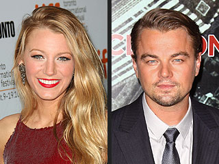 blake lively 320 Leonardo DiCaprio & Blake Lively Take Romance to California