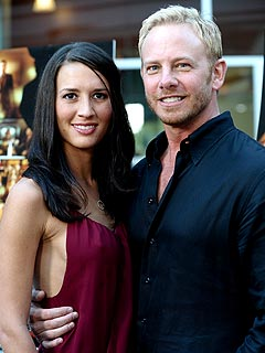 Celebrity Baby News: Ian Ziering and Wife Erin Are Expecting a Girl