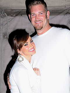 Karina Smirnoff, Brad Penny Engaged