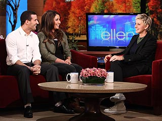 Bristol Palin: 'I'm Not Worried About a Boyfriend Right Now' | Bristol Palin, Ellen DeGeneres, Mark Ballas