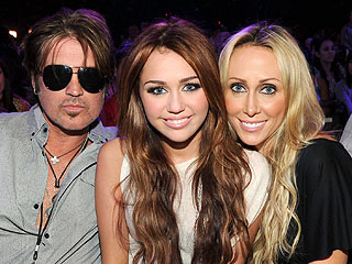 Miley Cyrus's Mom: Our Family Is Stronger Than Ever