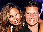 Nick Lachey and Vanessa Minnillo Showered with Wedding Gifts | Nick Lachey, Vanessa Minnillo