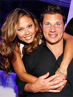 Nick Lachey: I'm 'Basking in the Glow' of Engagement | Nick Lachey, Vanessa Minnillo