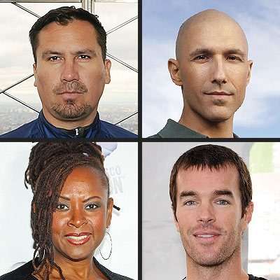 Celebrities Take Their Marks at the NYC Marathon