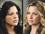 Grey's Anatomy: Getting Out of Africa | Jessica Capshaw, Sara Ramirez