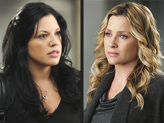 Grey&#39;s Anatomy: Getting Out of Africa | Jessica Capshaw, Sara Ramirez