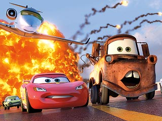FIRST LOOK: Owen Wilson Voices Cars 2
