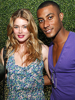 Doutzen Kroes, Sunnery James, Victoria's Secret, Cupid's Pulse, celebrity weddings, celebrity couples