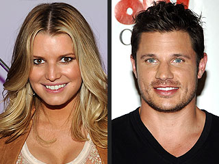 Jessica Simpson Engagement Ring, Nick Lachey Engaged Too