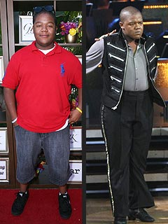 Dancing with the Stars: Kyle Massey Losing Weight