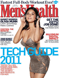 Olivia Munn Loves a Guy Who Can Work a Joystick| Olivia Munn