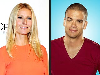 Glee&#39;s Mark Salling: Gwyneth Paltrow Is a &#39;Sweetheart&#39;