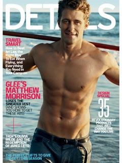 Matthew Morrison&#39;s Secret to Ripped Abs: Sweet Potatoes?