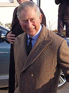 Prince William Engagement: Prince Charles Reacts with Humor!