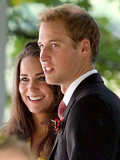 prince william 240 Prince William & Kate Mark First Anniversary of Their Engagement